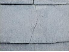 屋根塗装 補修前