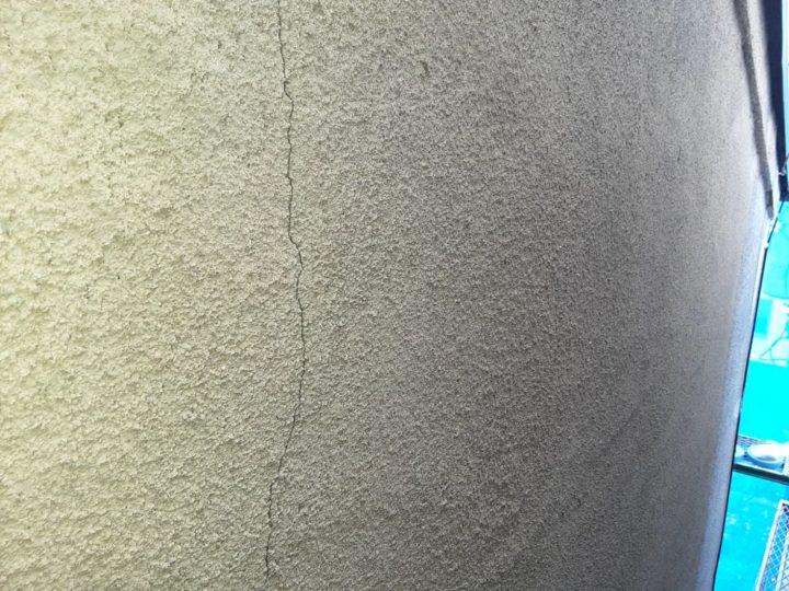 外壁塗装 補修施工前