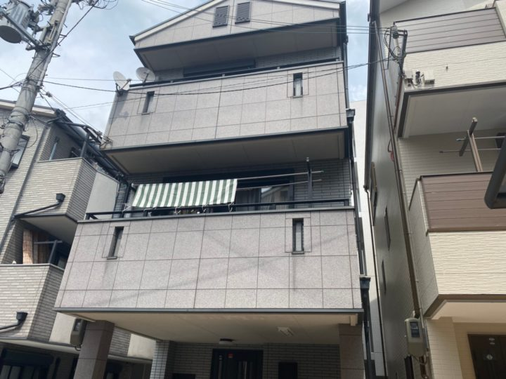 【守口市】M様邸|守口 屋根塗装・外壁塗装・付帯部塗装・シール工事 アビリティペイント