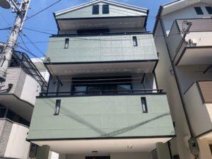 【守口市】M様邸 外壁塗装・屋根塗装・シーリング工事 アビリティペイント