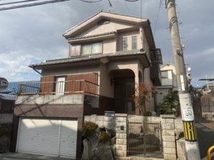四條畷市W様 築30年以上にもなる古家が見違えるようにきれいになりました。