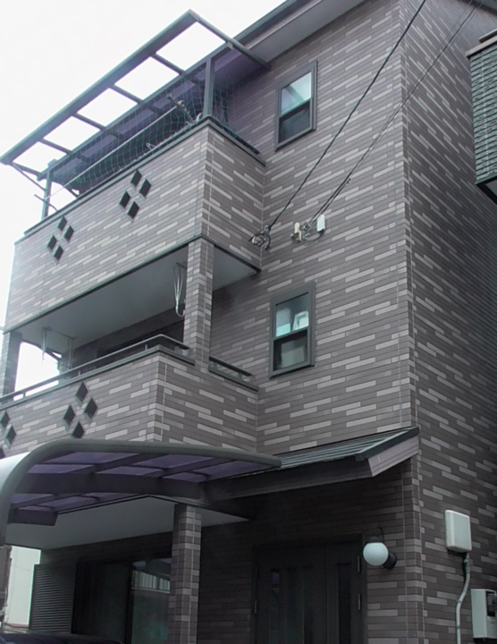 【大東市】W様邸|大東市 屋根補修・外壁塗装・付帯部塗装・シール工事・防水工事 アビリティペイント