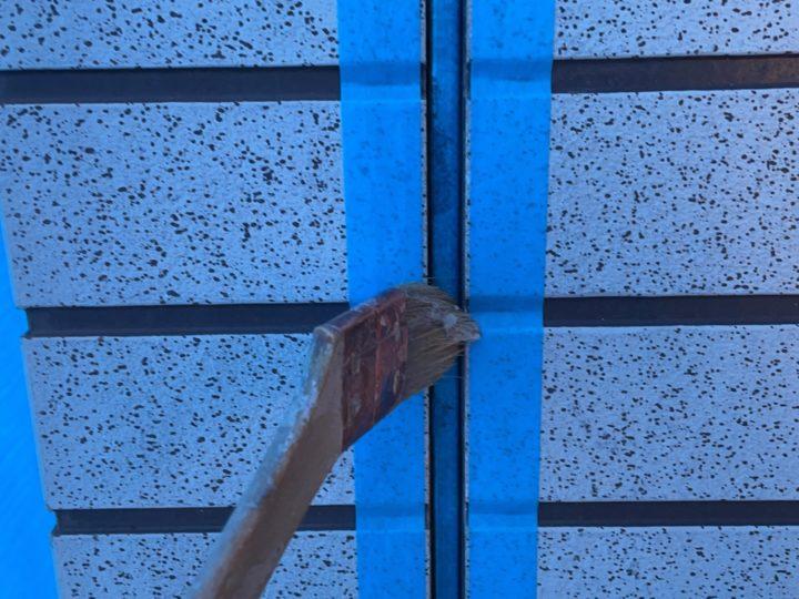 外壁塗装 目地シールプライマー