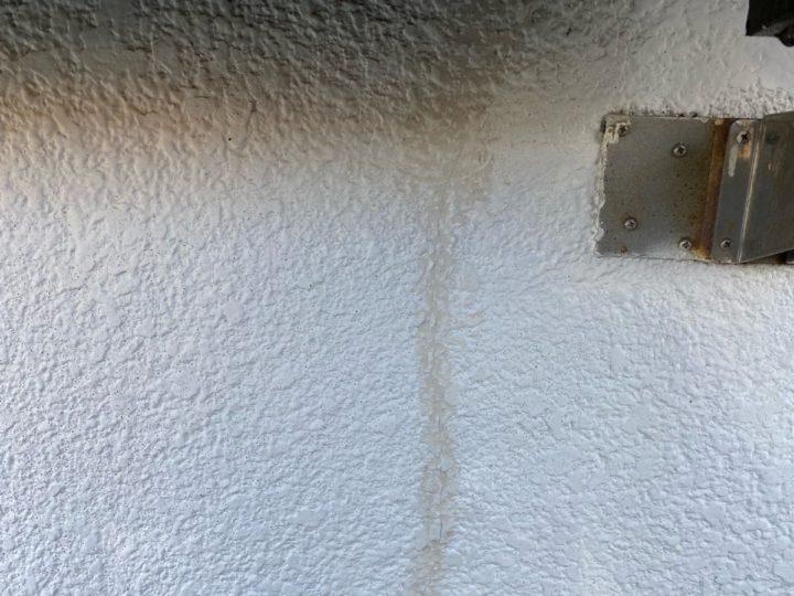外壁塗装 補修完了