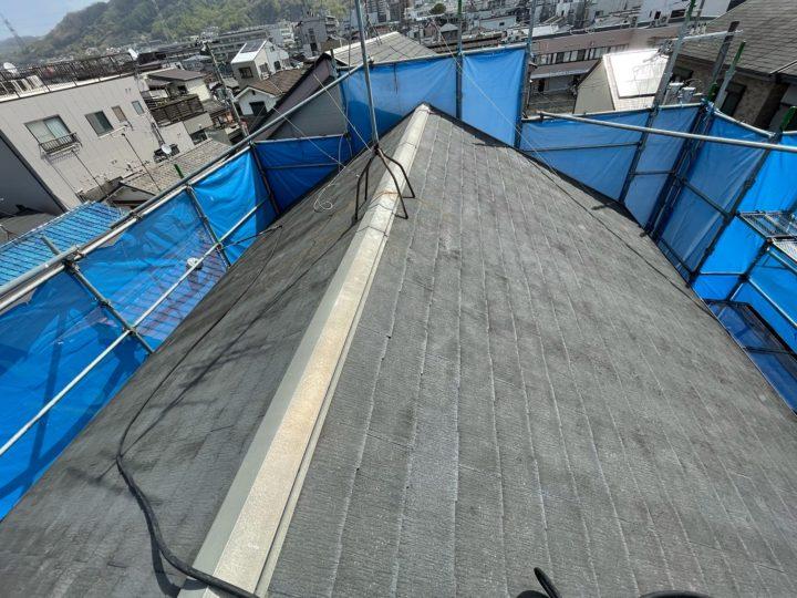 屋根塗装 現状