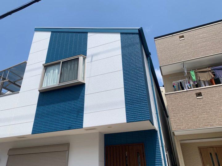 守口市K様 屋根塗装・外壁塗装・付帯部塗装・シール工事 アビリティペイント