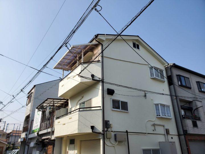 【門真市】K様邸 門真 外壁塗装・付帯部塗装 アビリティペイント