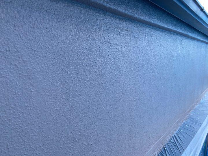 外壁塗装 施工完了
