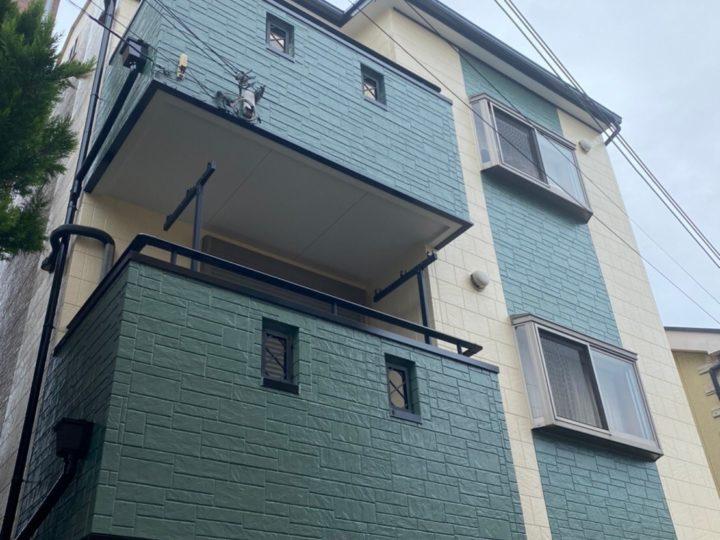 【四條畷市】K様邸 屋根塗装・外壁塗装・付帯部塗装・シール工事・防水工事 アビリティペイント