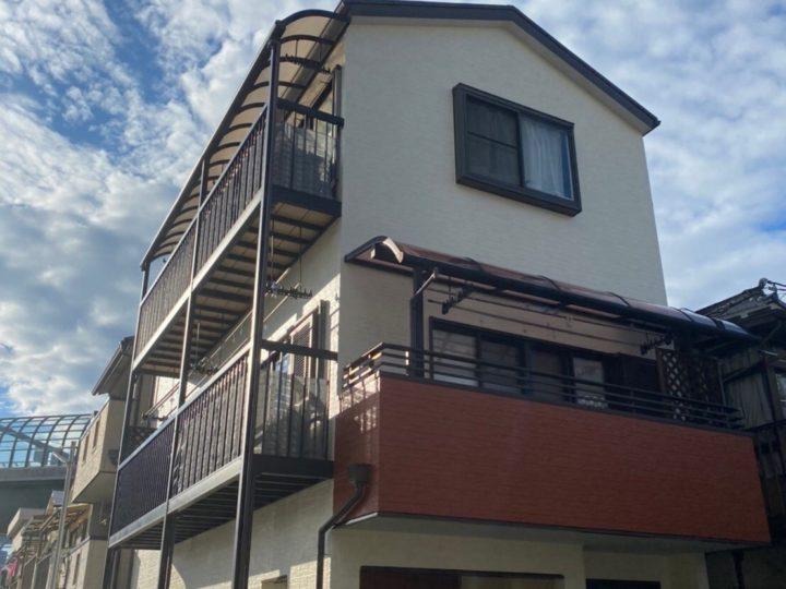 【門真市】O様邸|門真 外壁塗装・屋根カバー工事・付帯部塗装・シール工事 アビリティペイント